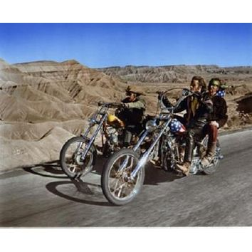 Easy Rider Movie Poster Standup 4inx6in