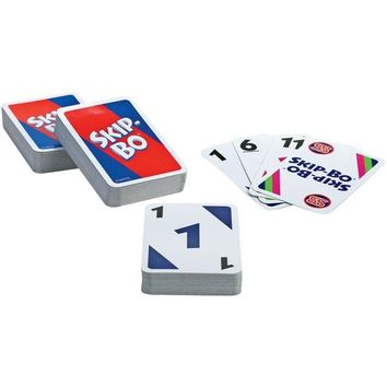 Mattel(R) 42050 Skip-Bo(R) Card Game