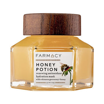 Honey Potion Renewing Antioxidant Hydration Mask - Farmacy | Sephora