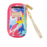Carded ID Wristlet Twill - Lilly Pulitzer