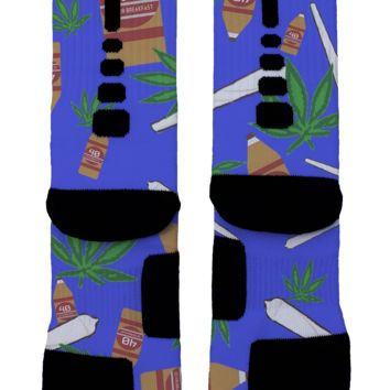 40's & Jointz Custom Nike Elites
