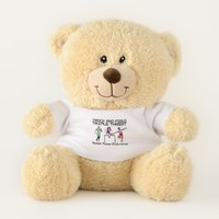 TOP Track Triple Threat Teddy Bear