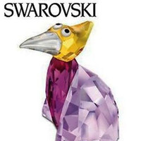 Swarovski Colored Crystal Figurine Lovlots Dinosaur - Pippa #5155724 New