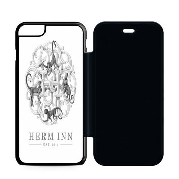 Herm Inn Est 2014 Flip Case iPhone 6 | iPhone 6S | iPhone 6S Plus  Case