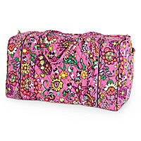 Just Mousing Around Large Duffel Bag by Vera Bradley