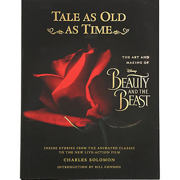 Disney Beauty And The Beast Tale As Old As Time Book