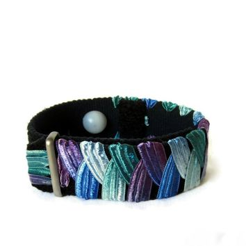 Anxiety/Stress Relief Bracelet (single band) Storm