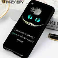 Alice In Wonderland Quote HTC One M9 Case|iPhonefy