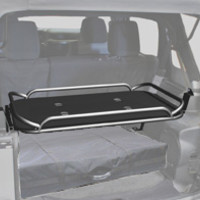 All Things Jeep - Interior Mount Rear Sport Rack by Rampage Products for 4 Door Jeep Wrangler JK Unlimited (2007-2015)