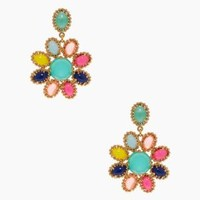 amalfi mosaic chandelier earrings - kate spade new york