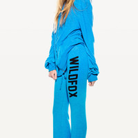 CLASSIC FOX TENNIS CLUB PANTS at Wildfox Couture in  MALL, CHILL PILL