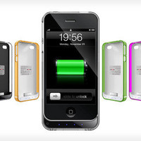 $25 for a Mota iPhone 4/4S Extended-Battery Case ($69.95 List Price). Five Colors Available. Free Shipping and Returns.