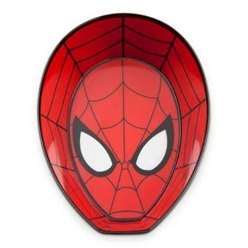 Disney (Disney) US official merchandise Spider-Man ball bowl tableware dish [ parallel import goods ]