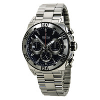 Festina F16658-2 Men's Chrono Bike Blue Dial Steel Bracelet Quartz Watch