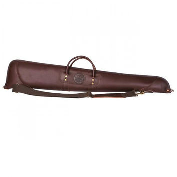 Duluth Pack Leather Shotgun Case