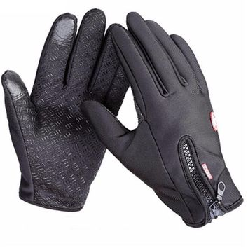 Brand Women Men Women M L XL Ski Gloves Snowboard Gloves Motorcycle Riding Winter Touched Screen Snow Windstoppers Glove