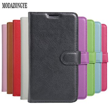 For Doogee BL5000 Case 5.5 inch Luxury Wallet PU Leather Phone Case For Doogee BL5000 BL 5000 Protective Flip Back Cover Bag