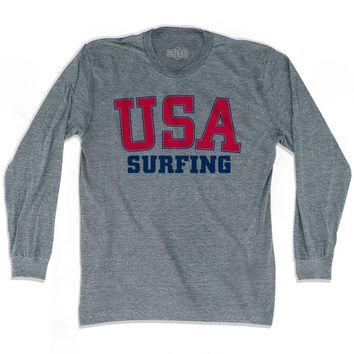 USA Surfing Ultras Long Sleeve T-shirt
