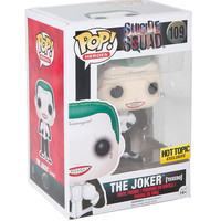 Funko DC Comics Suicide Squad Pop! Heroes The Joker (Tuxedo) Vinyl Figure Hot Topic Exclusive