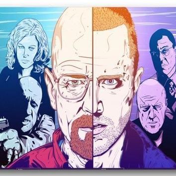 CHARMHOME Custom Front Door Mat Breaking bad, Walter white Anti-Slip Kitchen Floor Mat Bathroom Mat Decorative Kitchen Rugs