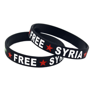 Bracelet of Hope SYRIA: 75% of ALL Proceeds Given To Leading Charities for Immediate Help!
