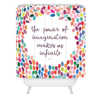 Garima Dhawan Imagination Shower Curtain