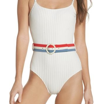 Solid & Striped The Nina One-Piece Swimsuit | Nordstrom