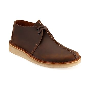 Mens Clarks Originals Desert Trek Casual Shoe
