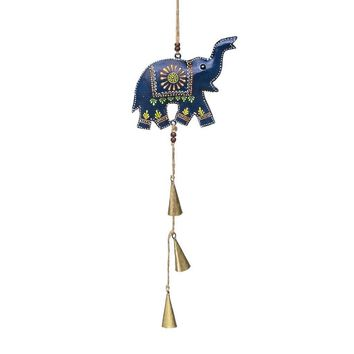 Henna Treasure Bell Chime - Elephant - Matr Boomie (Bell)