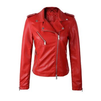 Billie Jean Leather Jacket