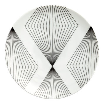 Patterned Plate - from H&M