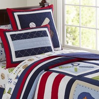 Jake Quilted Bedding
