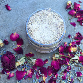 No.18 - Sweet Rose Cleansing Grains