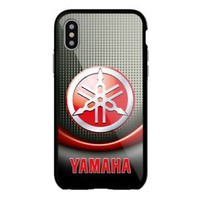 Yamaha Automotive Logo iPhone Samsung 5 5s 6 6s 7 8 X Plus Edge Hard Case