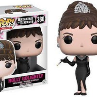 Funko Breakfast at Tiffany's Holly Pop Movies Figure