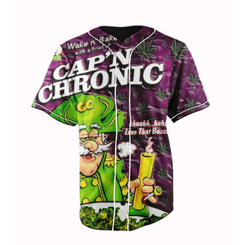 Cap'n Chronic Jersey