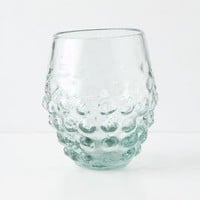 Effervesce Stemless Wine Glass by Anthropologie