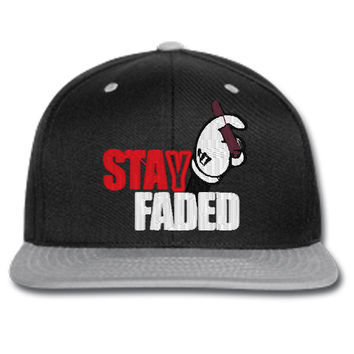 stay faded beanie or hat
