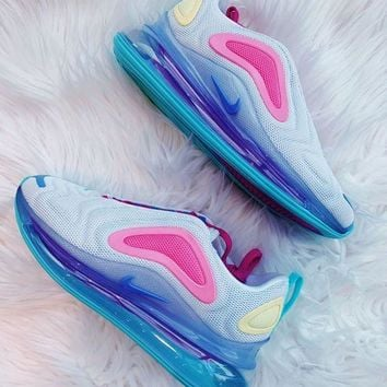 NIKE AIR MAX 720 RELEASING WITH PASTEL TONES