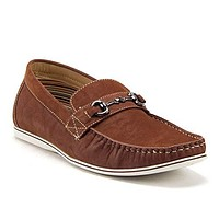 Men's 41207 Marco Suede Driving Loafers Horsebit Driver Slip On Shoes