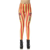 Gryffindor Harry Potter Leggings