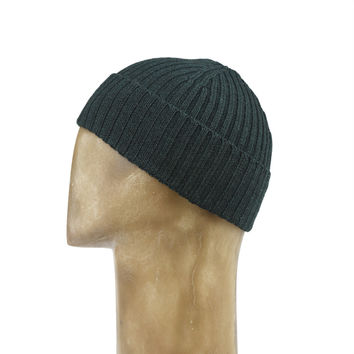 The Emerson Marino Wool Beanie