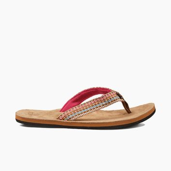 Reef Gypsy Love Sandal - Women's Sandal - Pink