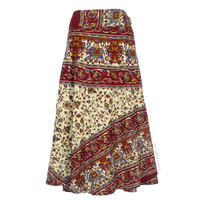 Groovin Earth Maxi Skirt on Sale for $48.95 at HippieShop.com