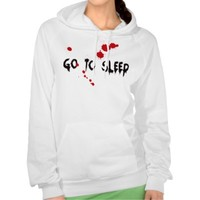 Jeff The Killer Hoodie - Go To Sleep