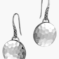 Women's John Hardy 'Palu' Drop Earrings - Silver