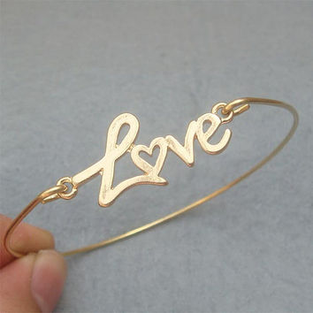 Love Bangle Bracelet Style 5 on Luulla