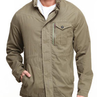 Argent Lightweight Military Jacket by Volcom