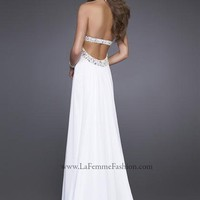La Femme Dress 15027 at Peaches Boutique