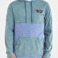 Vans Star Struck Long-Sleeve Pullover Hooded Tee- Green
